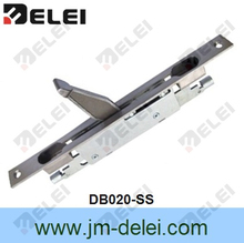 High quality antique lever action flush door bolt for double doors