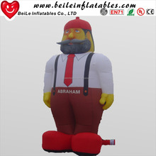 Inflatable Game Character and Inflatable Game Model