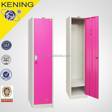 Vertical High quality Metal material Wardrobe for Bedroom