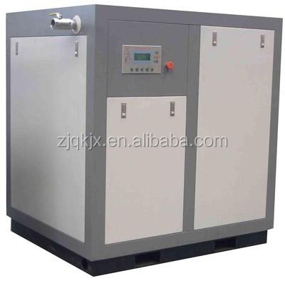 China factory price Rotary oil free screw air compressor for sale