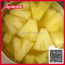 Dole canned pineapple with tidbitis, cutting ,chunks ananas