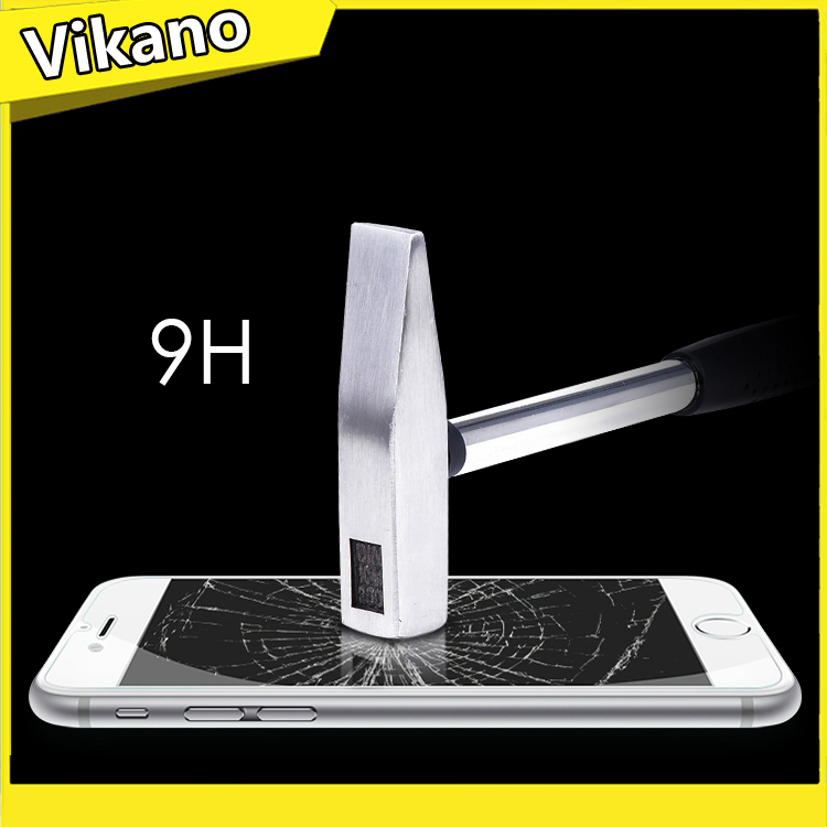 Mobile Accessories Curved Tempered Glass Screen Protector For Apple iPhone 5s