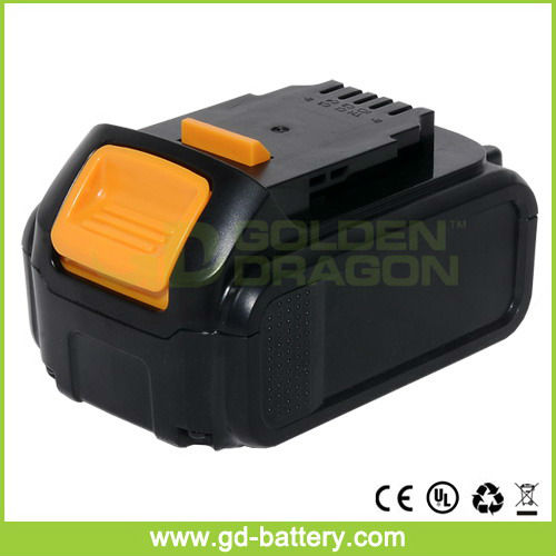 Dewalt 18V 3.0Ah Li-ion power tool battery, 18V Dewalt DCB180 cordless drill battery