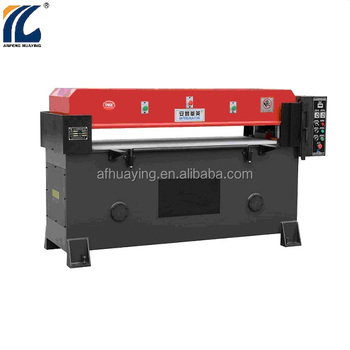Precise Four-column Hydraulic Pressure Canvas Cutting Machine