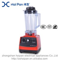 strong powerful plastic housing fruit juice blender / food chopper