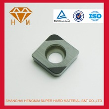 SCMW SCGW Side and Face Lathe Milling CNC Machine Metal Cutting Tools CBN PCBN Turning Inserts