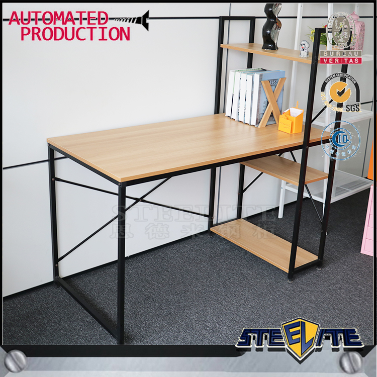 Factory cheap price transfer wood computer desk simple design office desk