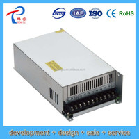 hot sale 12v 50 amp switching mode power supply P500-600-I series