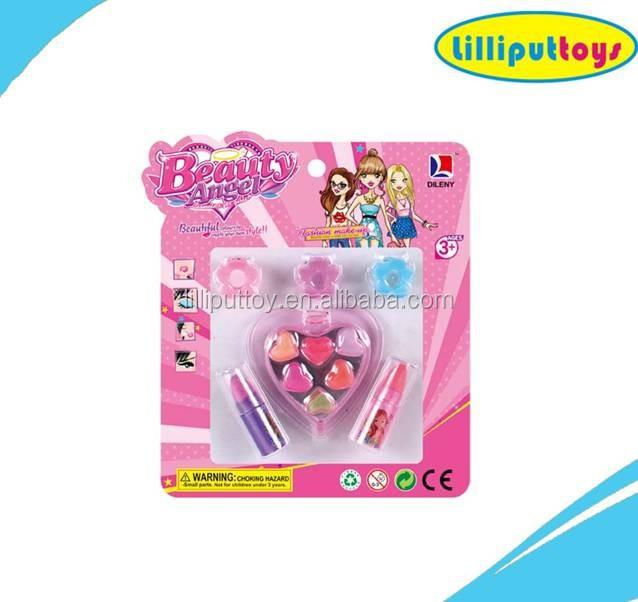 Lip Gloss and Lipstick Children Cosmetic Beauty Set Toys