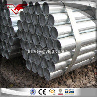 HDG hot galvanized drain pipe & tube