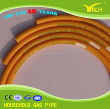 Household gas pipe Underground gas line Flexible natural gas line