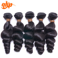 Cheap 100% pure bundles of wet and wavy indian remy hair virgin hair