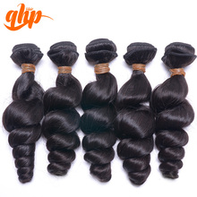 QHP hair Cheap 100% pure bundles of wet and wavy indian remy hair virgin hair