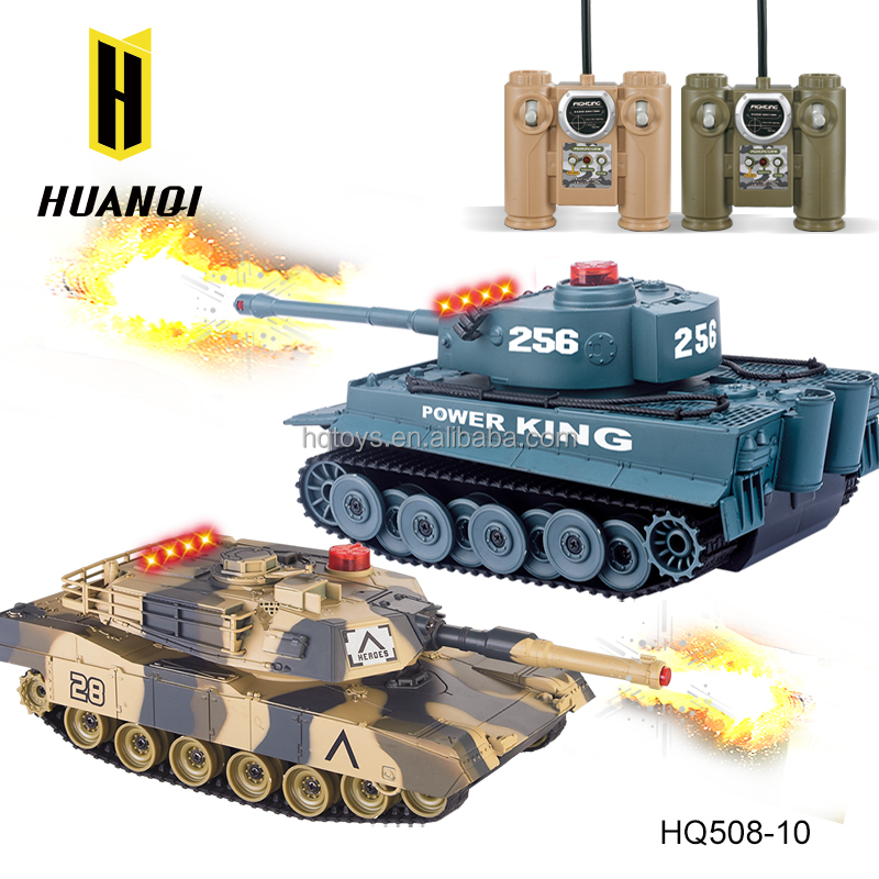 New HQ508 remote control infrared battling rc tanks 2 pcs in one set life indicator patent product