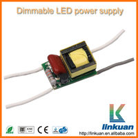 indoor constant current dimmable LED driver AD03D
