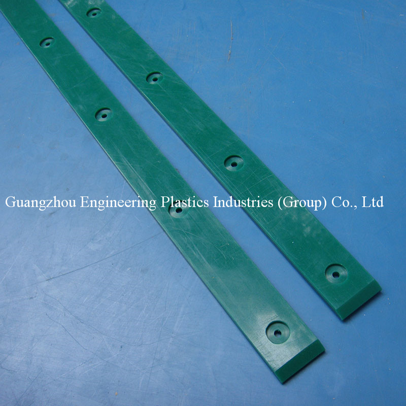 Fully stocked cheap plastic chain linear guides HDPE UPE 1000 uhmwpe machined guide