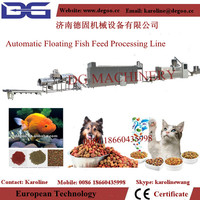 automatic aquarium fish food feed processing line