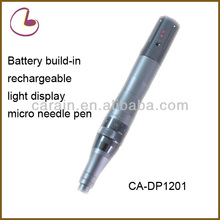 2014 Hot micro needle for medical & home use electric microneedle derma skin pen
