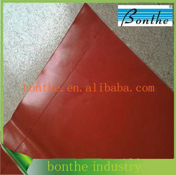 0.12mm silicone coated glass fiber fabrics from china