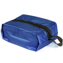 Wholesale Simply Classic Bag Shoes Sports Polyester Cotton Shoe Bag Portable Travel Shoe Storage Bag with zipper