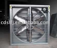 "agricultural greenhouse exhaust fan,50"" fan blade,low noise"
