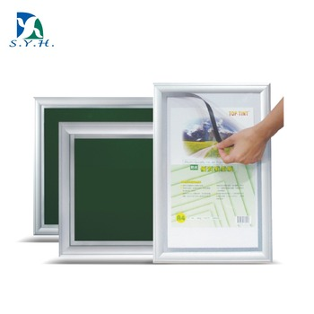 Magnetic POP Poster White Board / Black Board