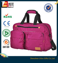 2015 Factory best selling travel bags for women or ladies