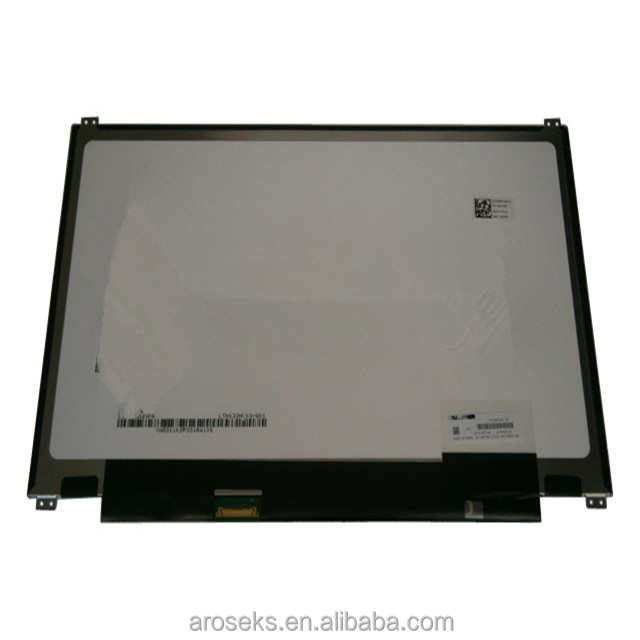 "13.3"" 1920X1080 assembly laptop LCD screen display with frame LJ96-06290A LTN133HL03-201 for Dell inspiron 13 7000 7359 7347 734"