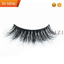 Wholesale 3D Fluffy Mink Eyelashes