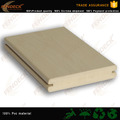 100% Pvc Water Proof Outdoor Plastic Decking Board