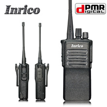 Inrico DP518 VHF 136-174MHz UHF 400-470MHz 5W 16 channels Professional portable DPMR Digital Two way radio