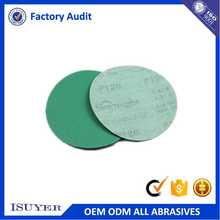 Cheap Customized Logo Grit 40 to 1000 Sponge Abrasive for Polishing in Metal Processing