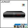 JUNUO manufacture OEM good quality strong decoder tv tuner full hd mstar 7t01 Ukraine dvb-t2 digital tv receiver