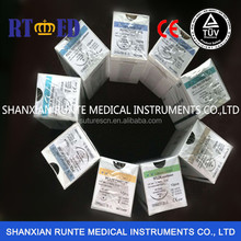 Medical Surgical Suture With Needle