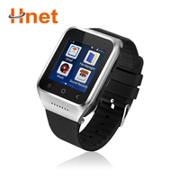 2014 new Android watch phone dual core Android 4.4 3g Smart phone watch unlocked smart watch mobile phone
