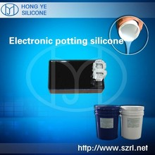 Fiberglass cloth dipping, silicon cloth for making electronic circuit board, brushing silicone