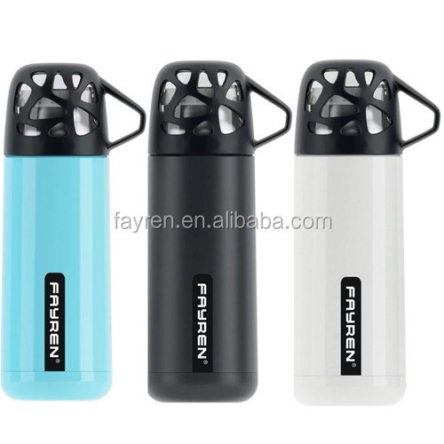 Promotional gift insulated flasks and thermos stainless steel vacuum cup