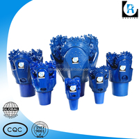 Oil and gas equip fit diamond tci drill bit
