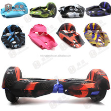 Cheap Hoverboard Scooter Protective Silicone Case/cover, New Products 2016 hoverboard 8 inch bluetooth silicone skin