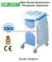Male sexual dysfunction therapeutic machine widely use in andrology