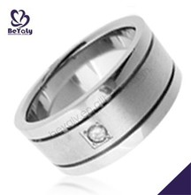 2015 cheap price jewelry 316l stainless steel nail ring jewelry
