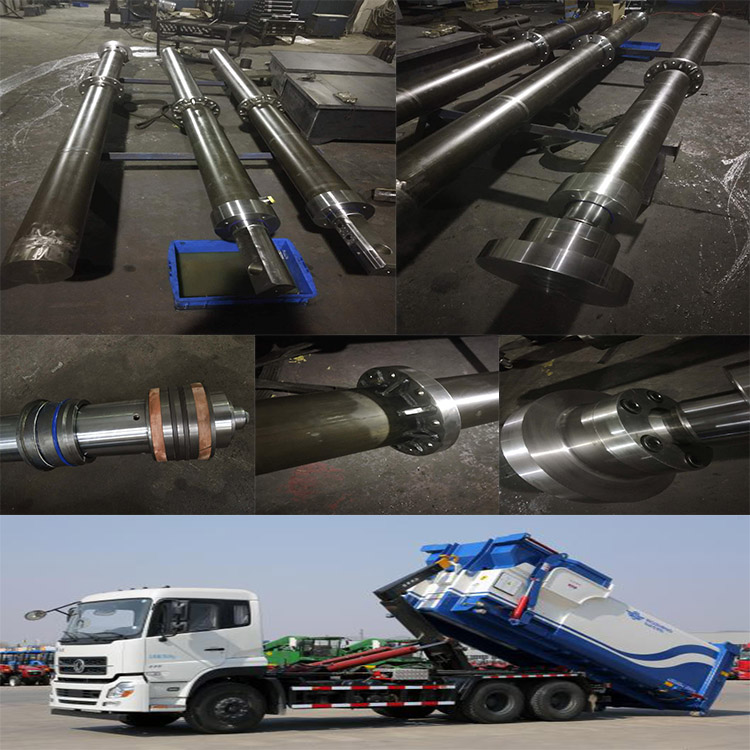 garbage truck hydraulic cylinder for sale