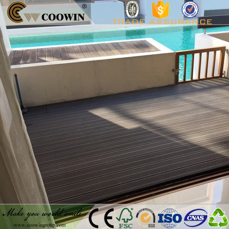 best grooved hollow composite decking boards
