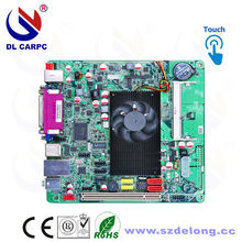 Hot Sale Intel Atom Dual Core CPU D525 MINI ITX Motherboard Intel Atom Motherboard