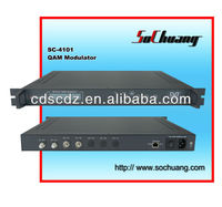 SC-4101 Cable TV Digital QAM Modulator/dvb-c module