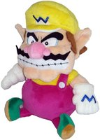 "nintendo 3ds will 64- 9"" Wario"