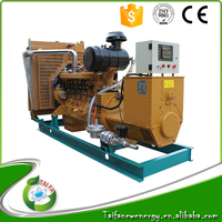 Taifa production and sales 100kw biogas generator