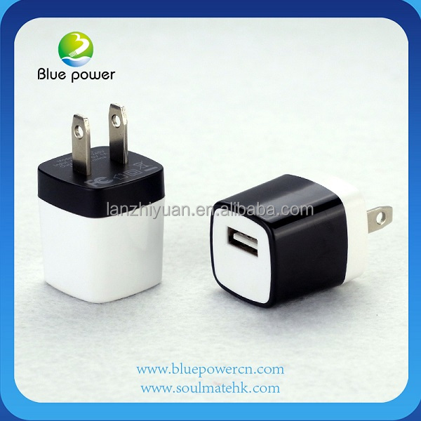 Wholesale cheap single port usb wall charger ac adapter custom phone charger