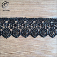 Importer Embroidered Guipure Lace For Dress and Garment