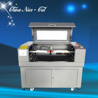 NC-E6090 template glass protector laser cutting machine with CE&ISO